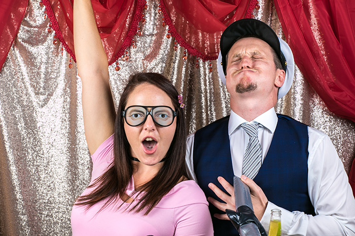 Fun photobooth hire